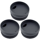 3 Pack Nutri Ninja To-Go Lids Replacement Model 305KKU for BL660 BL663 BL663CO B