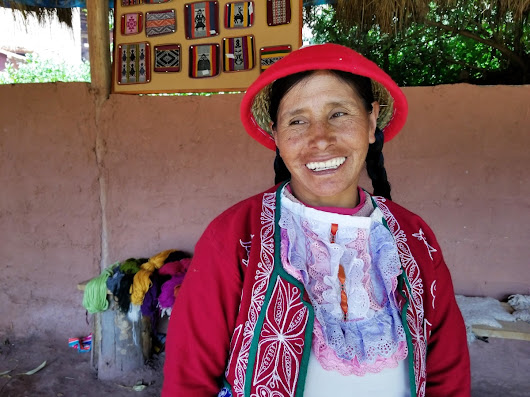 Women of Peru weave work into community empowerment | Toronto Star