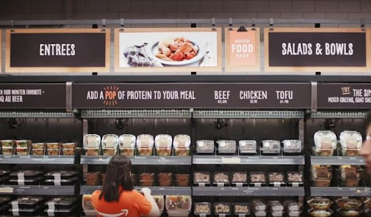 How is Amazon Go disrupting payment strategies?