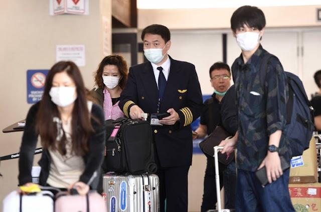 Japanese woman now has coronavirus after husband contracted disease following recent Hawaii trip