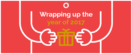 Wrapping up the year of 2017 and tips for 2018