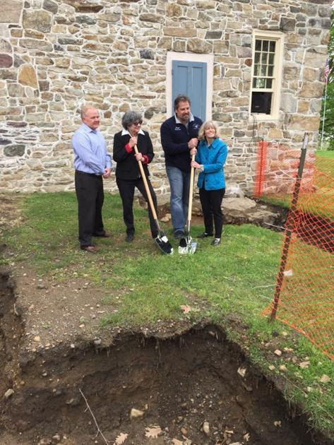 Renovations continue at Rockaway Township historic home