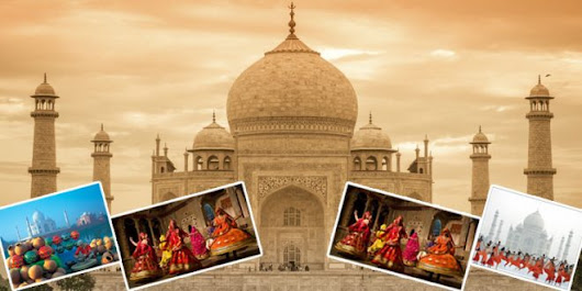 What is It Like to Be at the Taj Mahotsav in Agra? - GroundReport