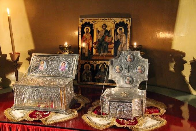 Πουθενά στον κόσμο δεν υπάρχουν Άγια Λείψανα. Μόνο η Ορθοδοξία έχει αυτόν τον θησαυρό! (Γέροντας Εφραίμ Σκήτη Αγίου Ανδρέα)