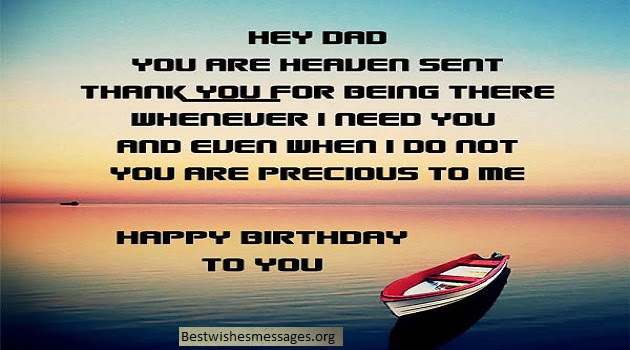 100 Best Happy Birthday Wishes Messages Quotes For Dad Father