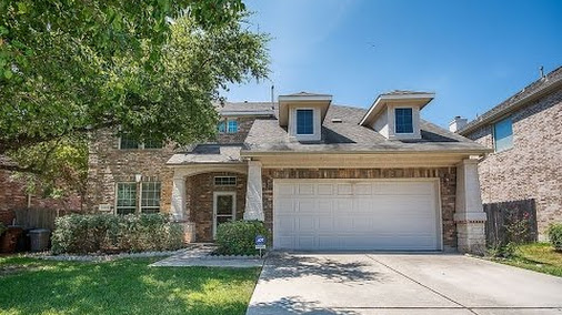 House For Rent In Roundrock 5br25ba Address 2675 Salorn Way
