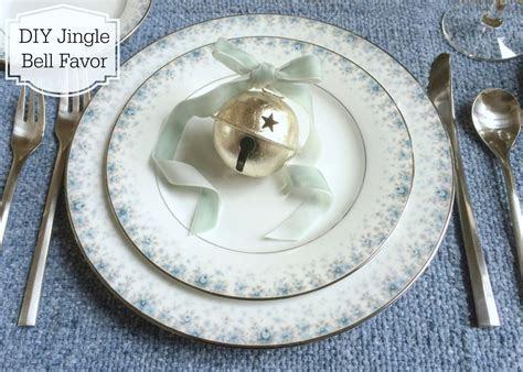 DIY Jingle Bell Favor   js weddings and events