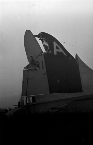 Crashed A35 (as labeled in the negative file)