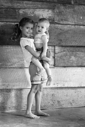 Niños by escael