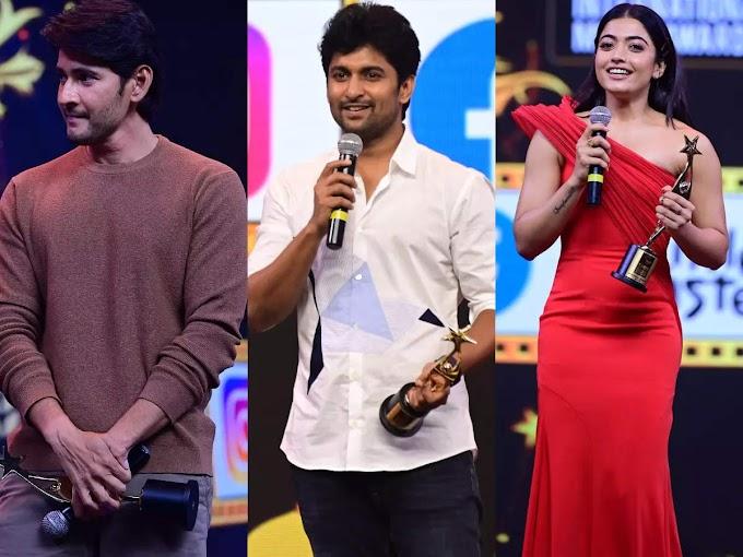 SIIMA 2020 & 2021 Telugu winners' full list