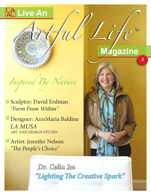 Live An Artful Life Magazine Issue 5