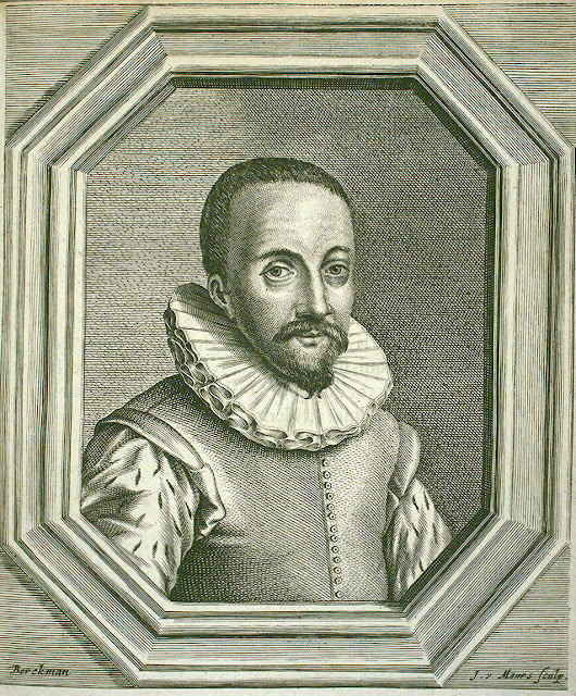 Juan Roget. Inventor of the telescope