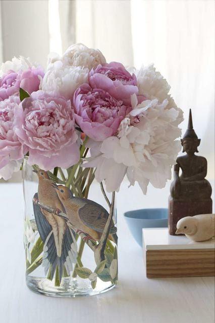 Beautiful Crafty decoupage via SweetPaul