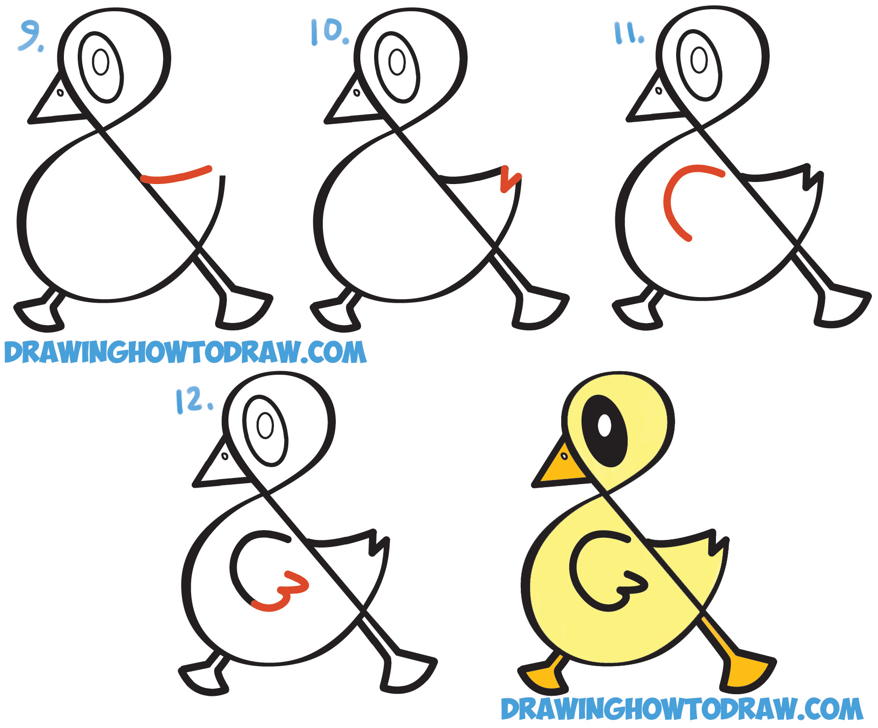 Easy Drawing Tutorials For Kids   Images Gallery