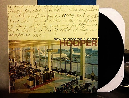 Hooper - How To Become A Ghost LP by Tim PopKid