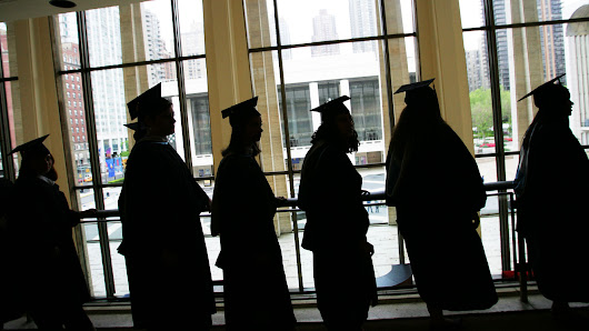 Class of 2015 has the most student debt in U.S. history - MarketWatch