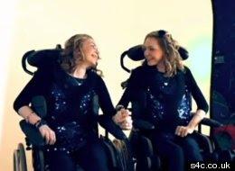 Paralyzed Twins