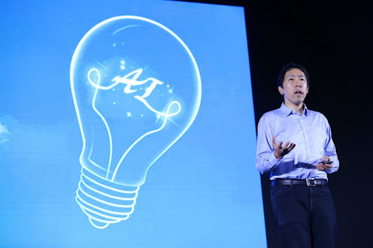 Andrew Ng's AI Transformation Playbook shares key lessons | Internet of Business