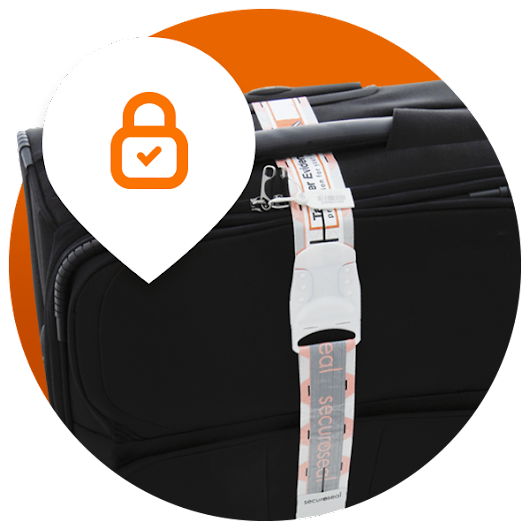 Tamper Proof Tape | Luggage Security | Tamper Evident Bag - Securoseal