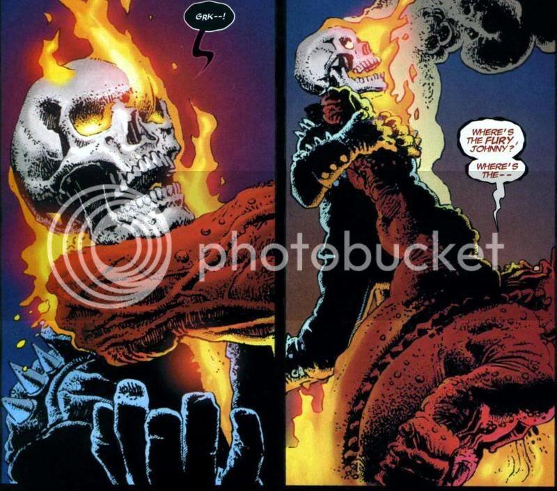 Blaze vai pro Inferno!