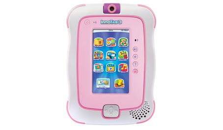 InnoTab 3 The Learning App Tablet Pink