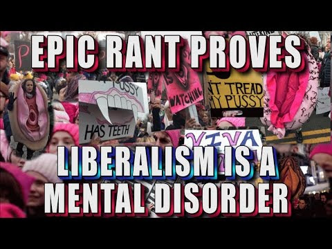 Marine's Epic Rant Proves Liberalism Is A Mental Disorder