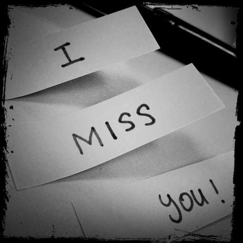 I Really Miss You And Love You Baby I Hope You Do Too