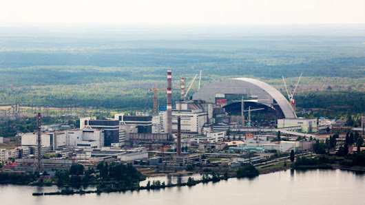 Chernobyl Set To Become Gigantic Solar Power Park