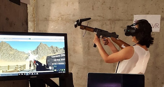 Why Virtual Reality Games Will Be a Technological Revolution | CGI Animation and Gaming