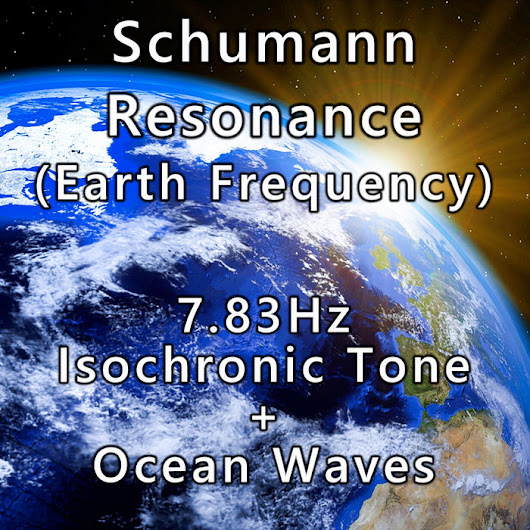 Schumann Resonance - Earth Frequency - Theta Brainwaves Meditation, by Harmony Of The Mind