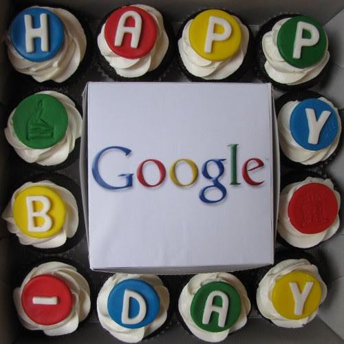 Google Birthday Box!