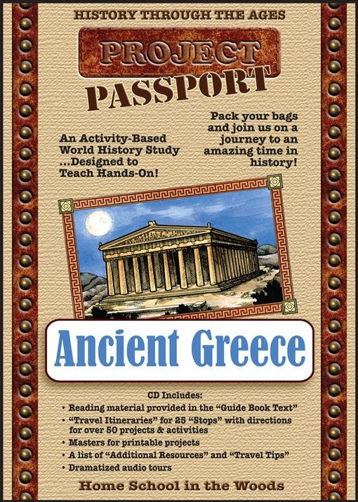 HISTORY Through the Ages Project Passport World History Study Reviews