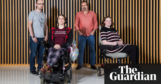 Stares, glares and internet dating: the harsh realities of life with a disability | Inequality | The Guardian