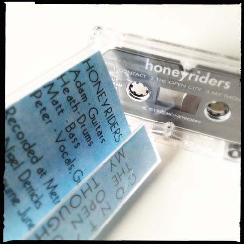 Honeyriders - Yellow and Blue Demo Tapes by PeterSteven