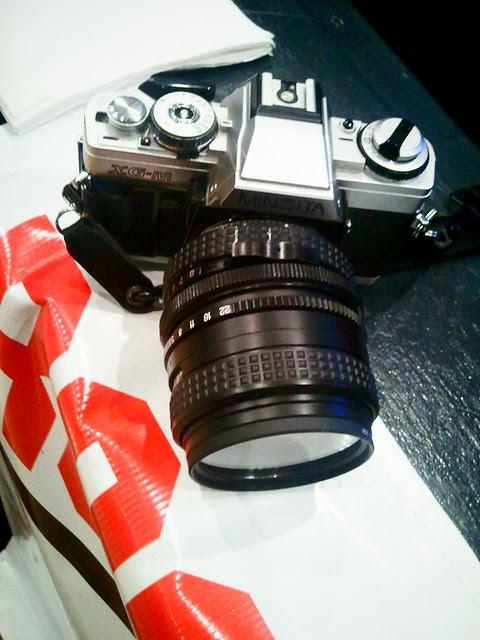 ridiculous lens
