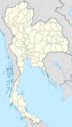 Bangkok terletak di Thailand