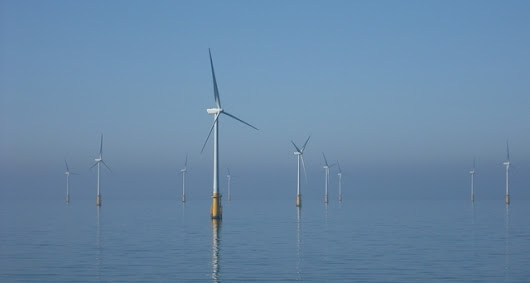 How much wind could the East Coast take if its power grid could take wind?
