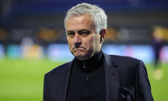 Jose Mourinho yirukanwe muri Tottenham igitaraganya. – YEGOB #rwanda #RwOT