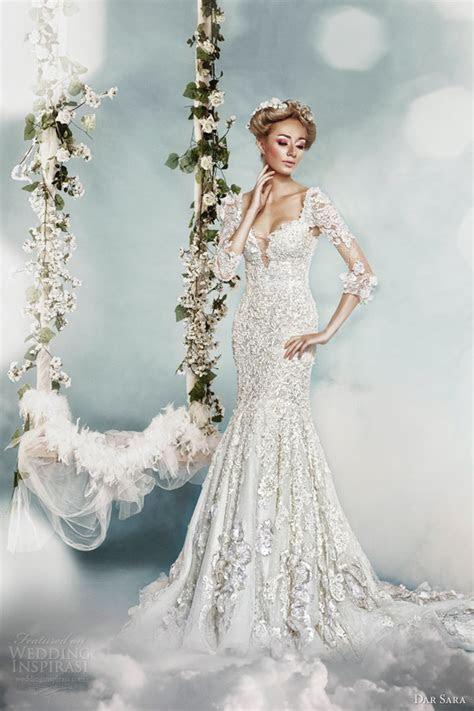 Dar Sara Wedding Dresses 2014   Wedding Inspirasi