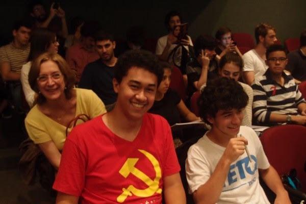 Infiltração bolivariana na plateia