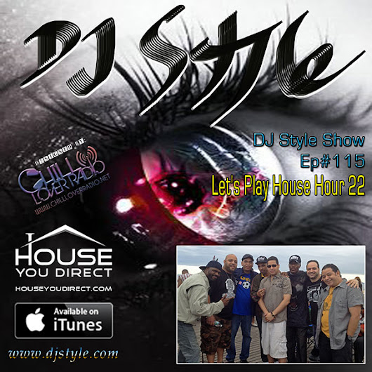 DJ Style Show by House You Direct Ep115