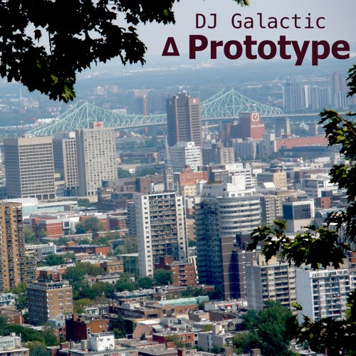 Prototype - Freestyle DnB Mix by DJ Galactic