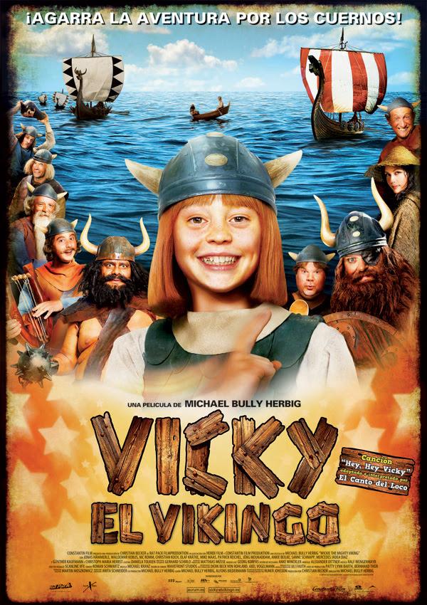 Vicky el Vikingo (Michael Herbig, 2.009)
