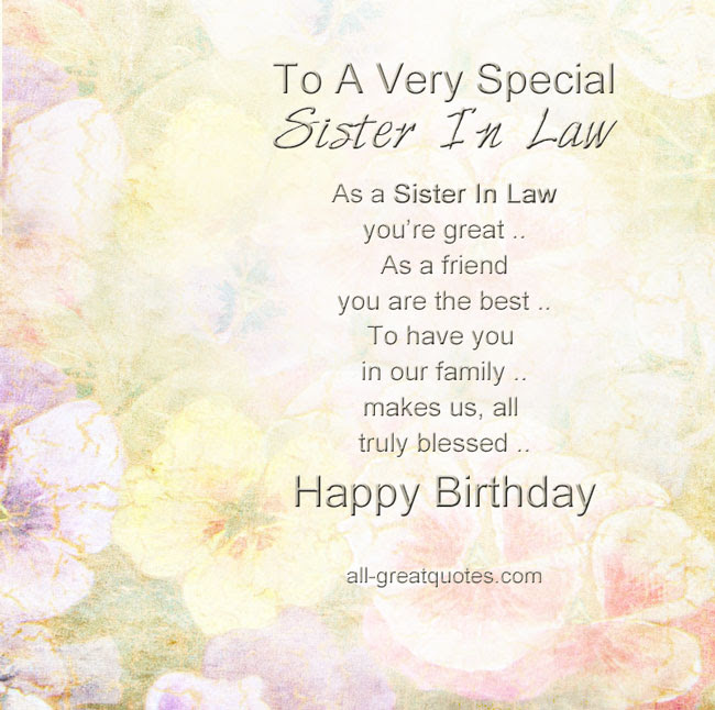 Quotes About Sister In Law 63 Quotes