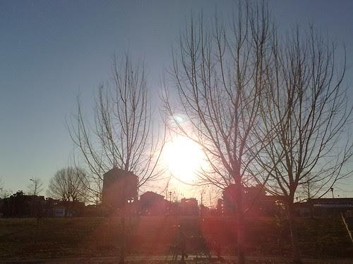Il sole di fine anno by durishti