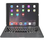 ZAGG Slim Book Wireless Bluetooth Keyboard and Folio Case for 9.7-inch iPad Pro - Black