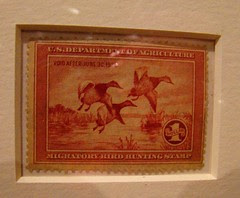 1936 Duck Stamp