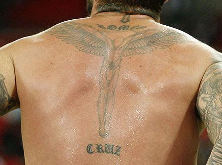 david beckham tattoos   significance