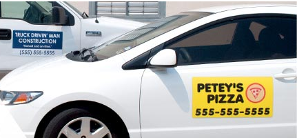 How Magnetic Signs Help to Attract Target Local Customers?