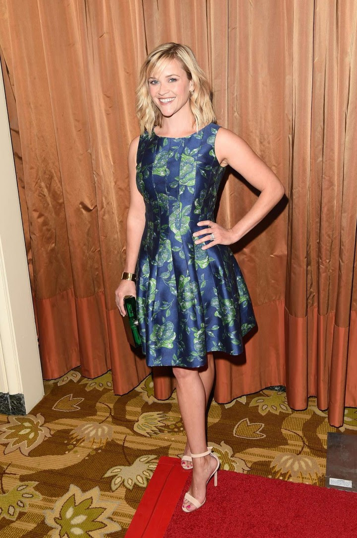 Reese Witherspoon: Colleagues 2014 Spring Luncheon -10